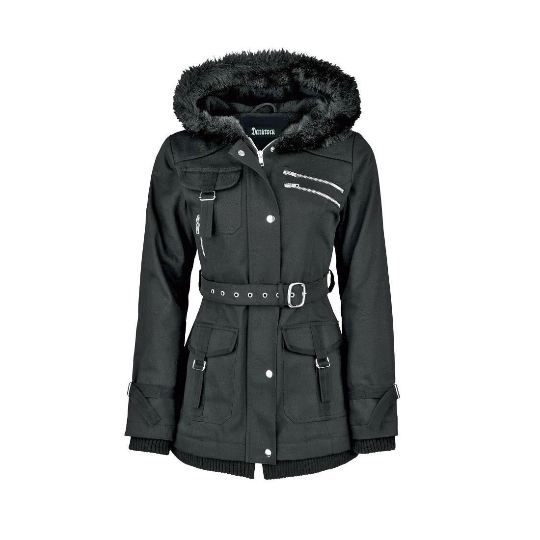 Handmade Women's coat Jacket Winter Jacket With Multi Pocket Jacket (4)
