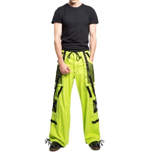 Gothic Tripp Lime Light Symbol Pants