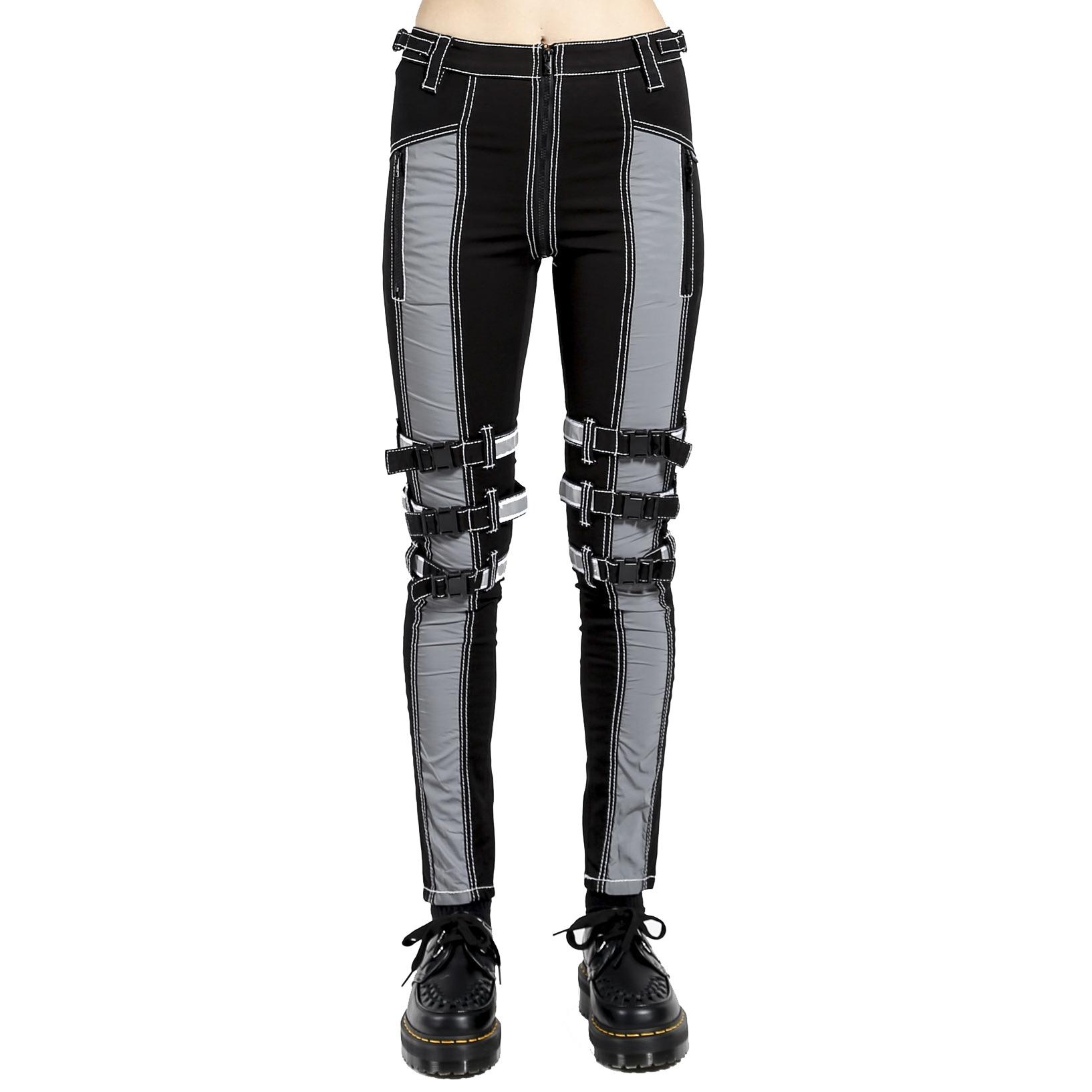 Gothic Tripp Reflector Panel Pants